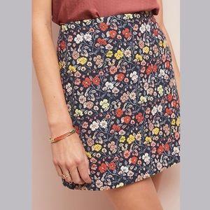 🆕NWT Corey Lynn Calter Floral mini skirt